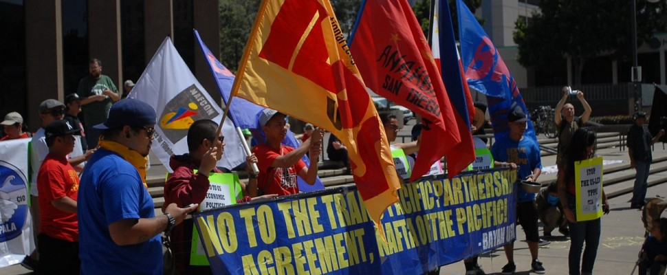 No to the TPPA!