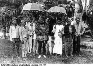Moro datus, Cotabato