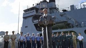 Obama Navy