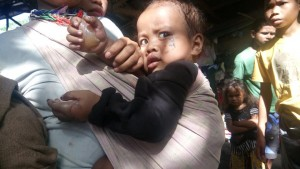 lumad child