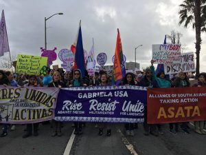 J21 - Womens March Oakland